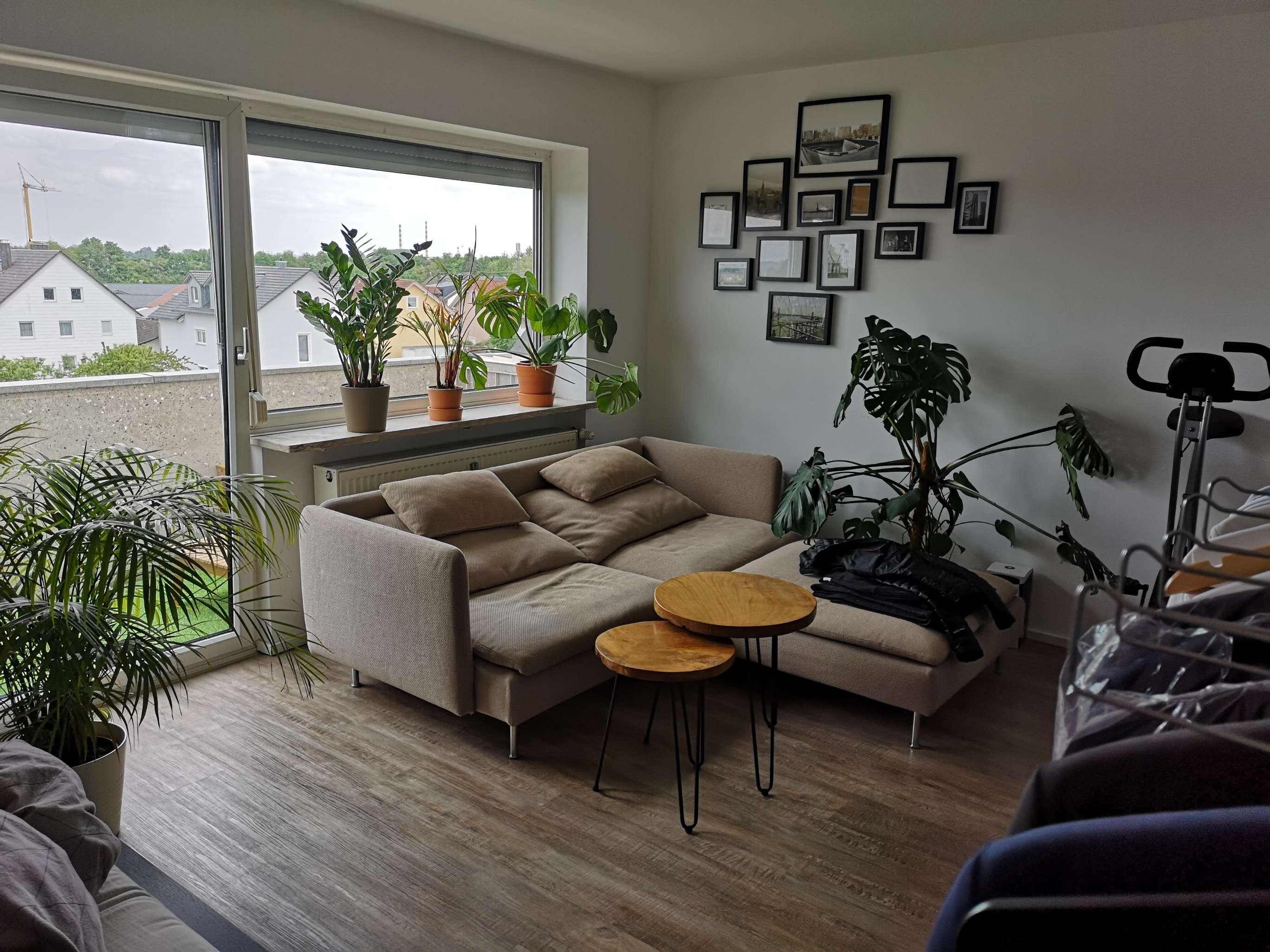 Sanierte 1-Zimmer-Wohnung mit Balkon und Einbauküche in Ingolstadt