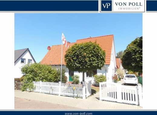 Großzügige kernsanierte (2013) Doppelhaushälfte mit schönem Garten nahe der Eider  In Lunden/Dithm.
