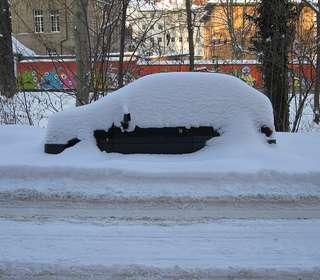 So wollen Sie nicht parken !!
