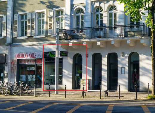 Einzelhandelsfläche auf der Kaiserstraße Nähe Mühlburger Tor zu vermieten!