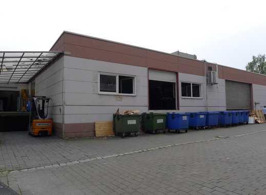 LAGER MIT RAMPE (ca. 650 m²) IN BOCKENHEIM ZU VERMIETEN   +++PROVISIONSFREI+++
