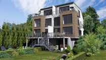 großzügige Doppelhaushäfte mit Grundstück am