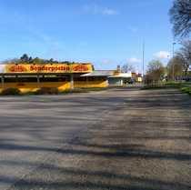 Gifhorn gut frequentierte Verkaufsfläche zu