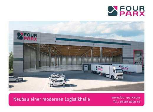 Neubau einer Gewerbe- und Logistikimmobilie - FOUR PARX Dahlewitz