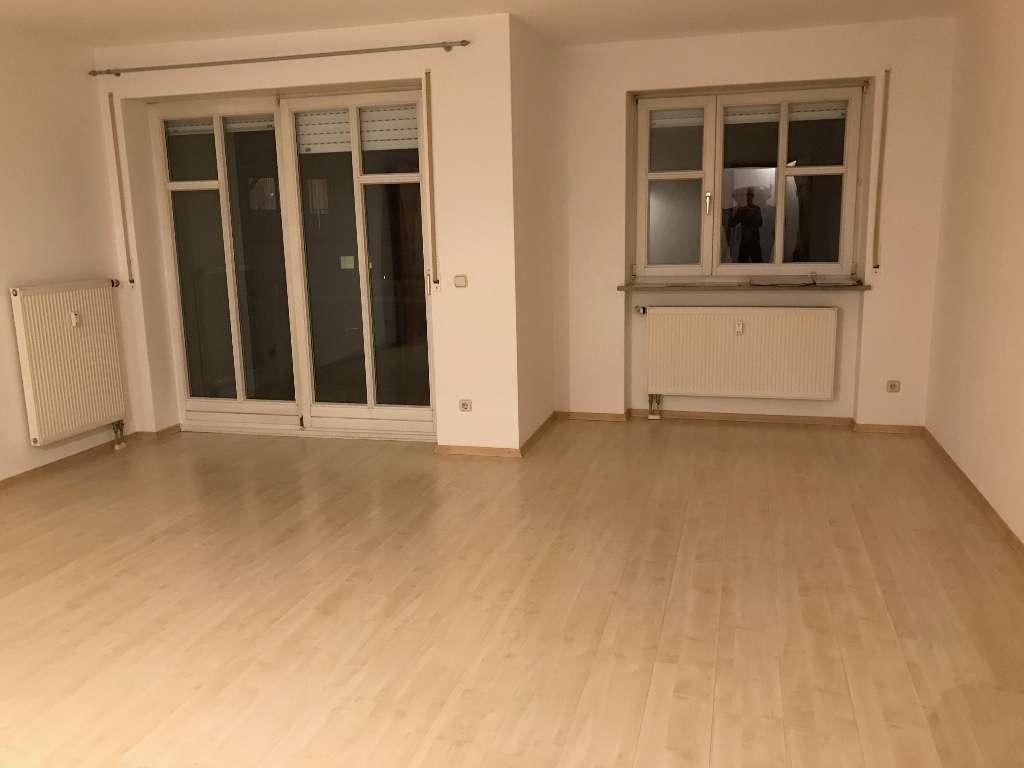 Helle ruhige 1 ZKB in Augsburg Stadtmitte in Augsburg-Innenstadt