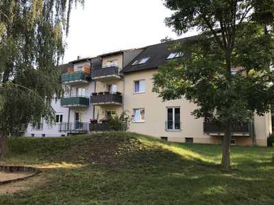 Geräumige, moderne 2-Raum-Wohnung mit Balkon in ruhiger Lage