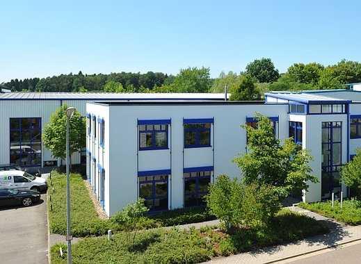 Büro- und Geschäftsgebäude mit ca. 950 m2 sowie Lagerhalle  mit ca. 1.000 m2
