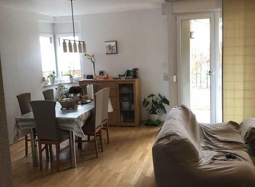 5 Zimmer Luxuswohnung mit schönem Garten an Frankfurts Grünster Seite