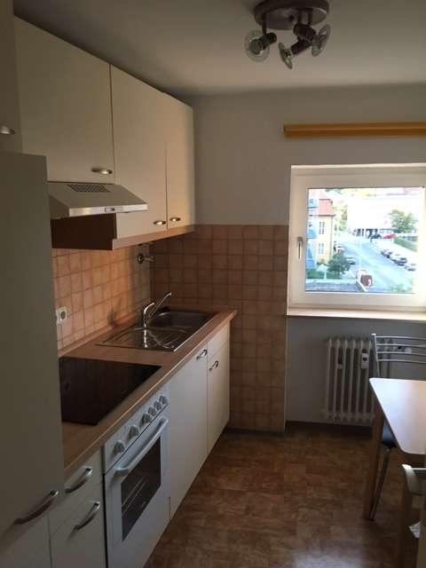 Zentral gelegene 1,5-Zimmer-Wohnung mit Balkon und EBK in Erlangen in Erlangen - Zentrum (Erlangen)
