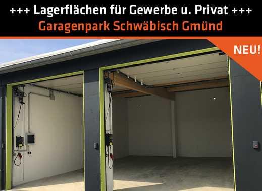 +++ NEU! Garagenpark GD | Lagerflächen für Gewerbe + Privat | Wohnmobil, Kfz, Oldtimer