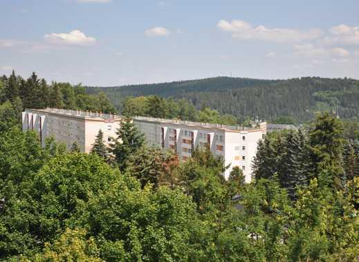 Schöne 4-Zimmer-Wohnung mit traumhaftem Blick über Bad Elster