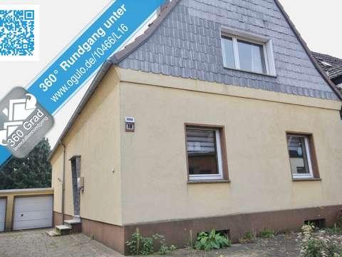 148m² 1-2Familien-Reihen-Eckhaus mit Garage, Keller + 15m² ...