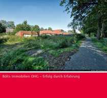 Tolles Baugrundstück in Osterholz-Scharmbeck Pennigbüttel -
