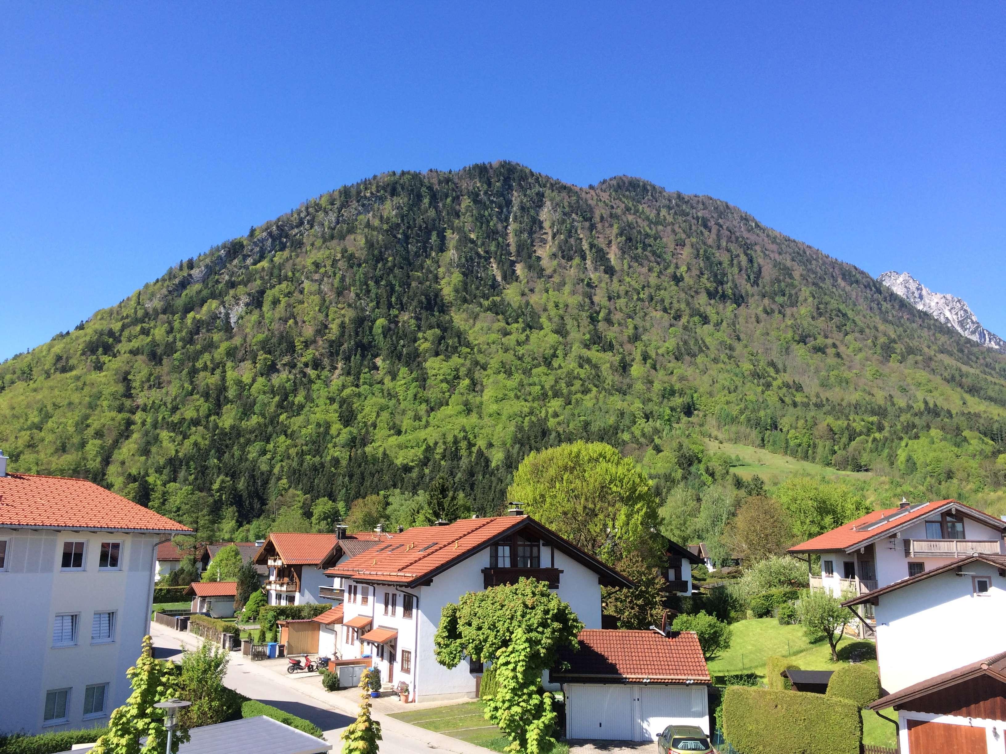 4 Zi. Wohnung in Piding mit Traumhaften Bergblick