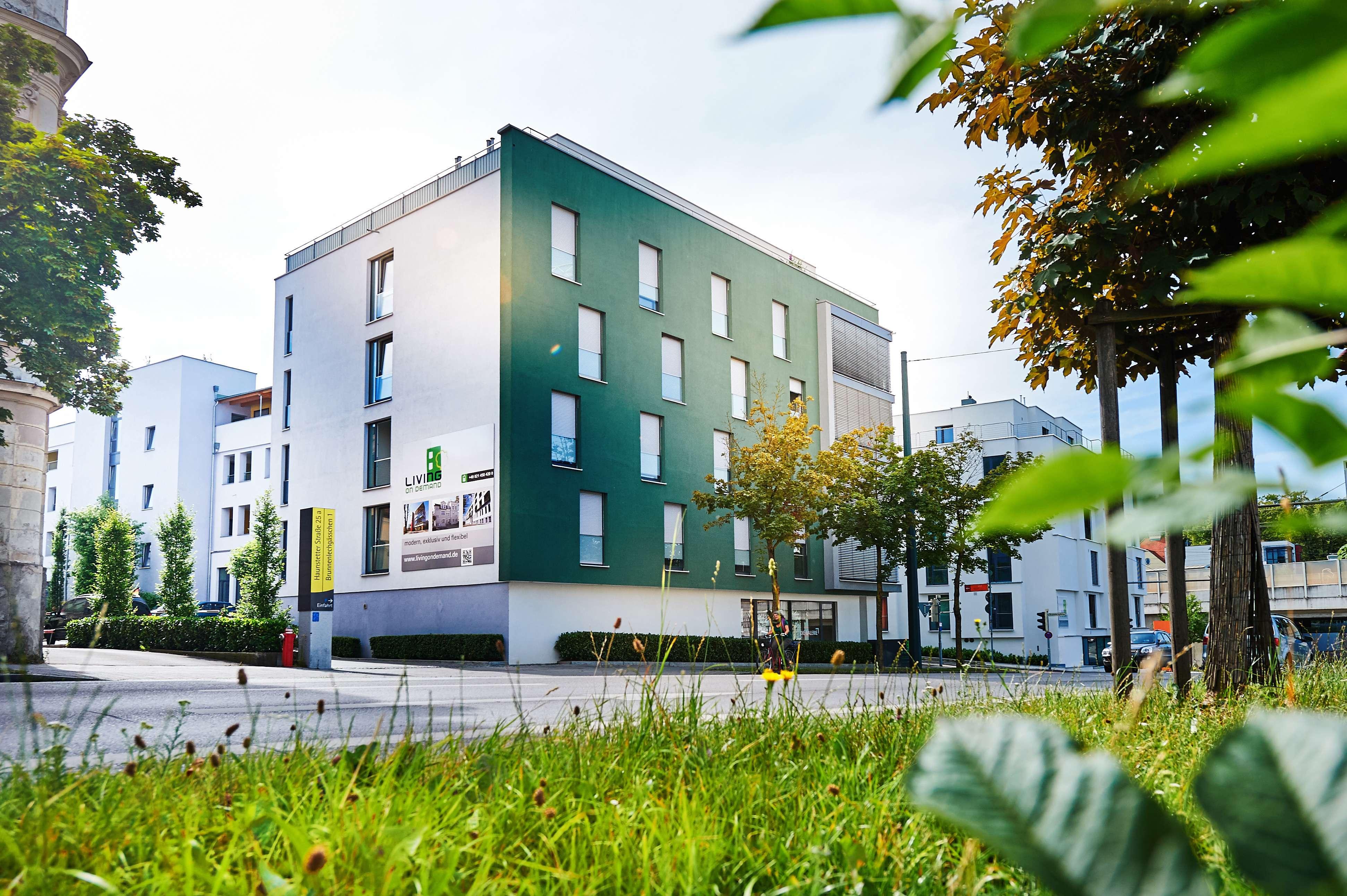 Modernes und voll ausgestattetes Apartment Citynah in Augsburg-Innenstadt