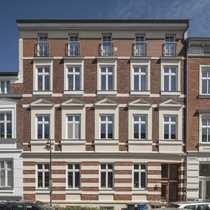 4-Raum Wohnung in der Rostocker