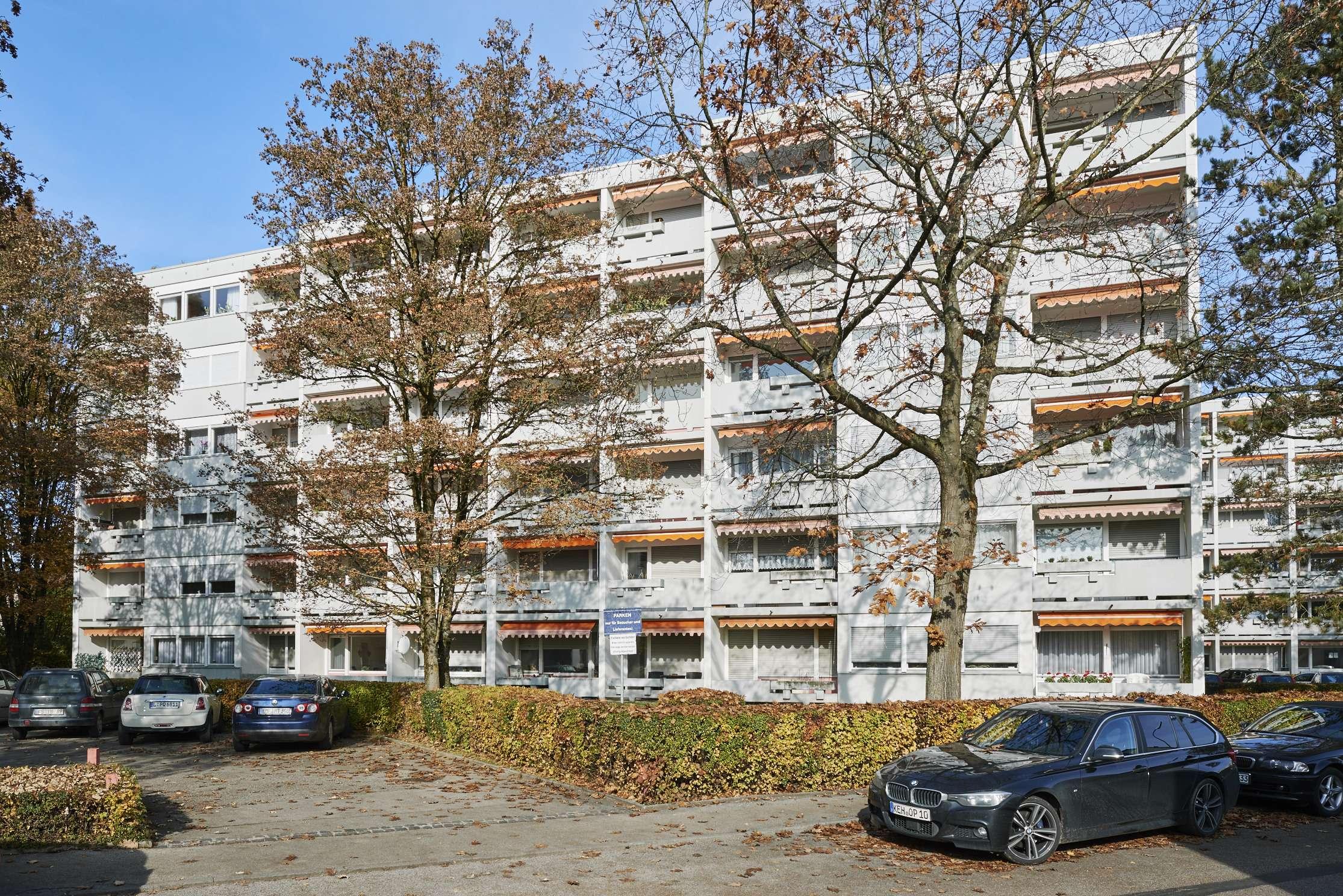 Großzügige 2-Zimmer-Wohnung mit Alpenblick in