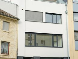barrierefreie neubau mietwohnung mit aufzug und loggia 90m. Black Bedroom Furniture Sets. Home Design Ideas