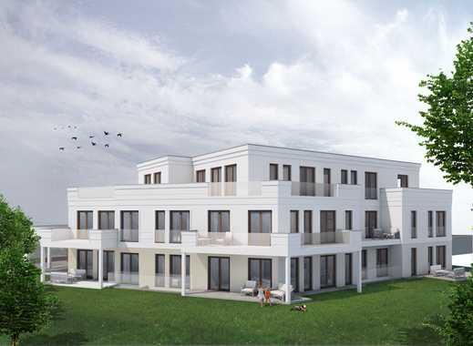 Exklusives Wohnen auf zwei Etagen, inklusive Terrasse und Garten. Neubau! WHG Nr. 3