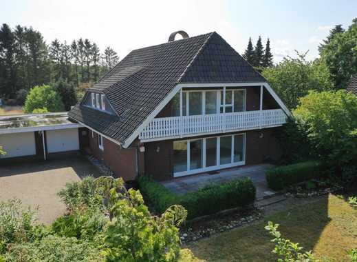 Jeersdorf: 147 m² Erdgeschosswohnung mit Garten und Garage