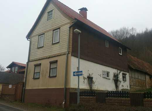 haus kaufen in wolkramshausen immobilienscout24. Black Bedroom Furniture Sets. Home Design Ideas