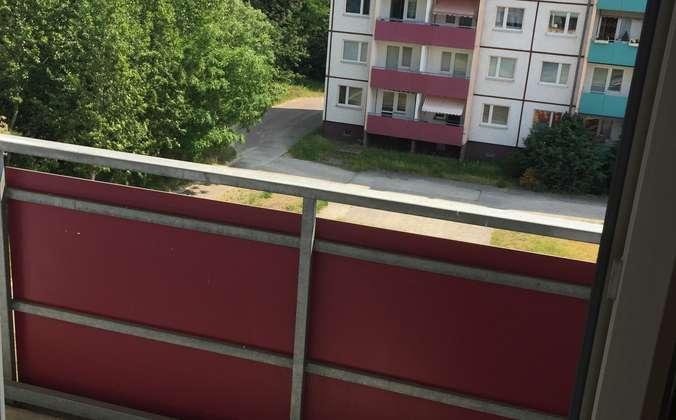 Balkon Zugang Schlafzimmer