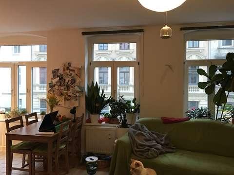 Gemütliche 2 Zimmer Wohnung mit Wohnküche