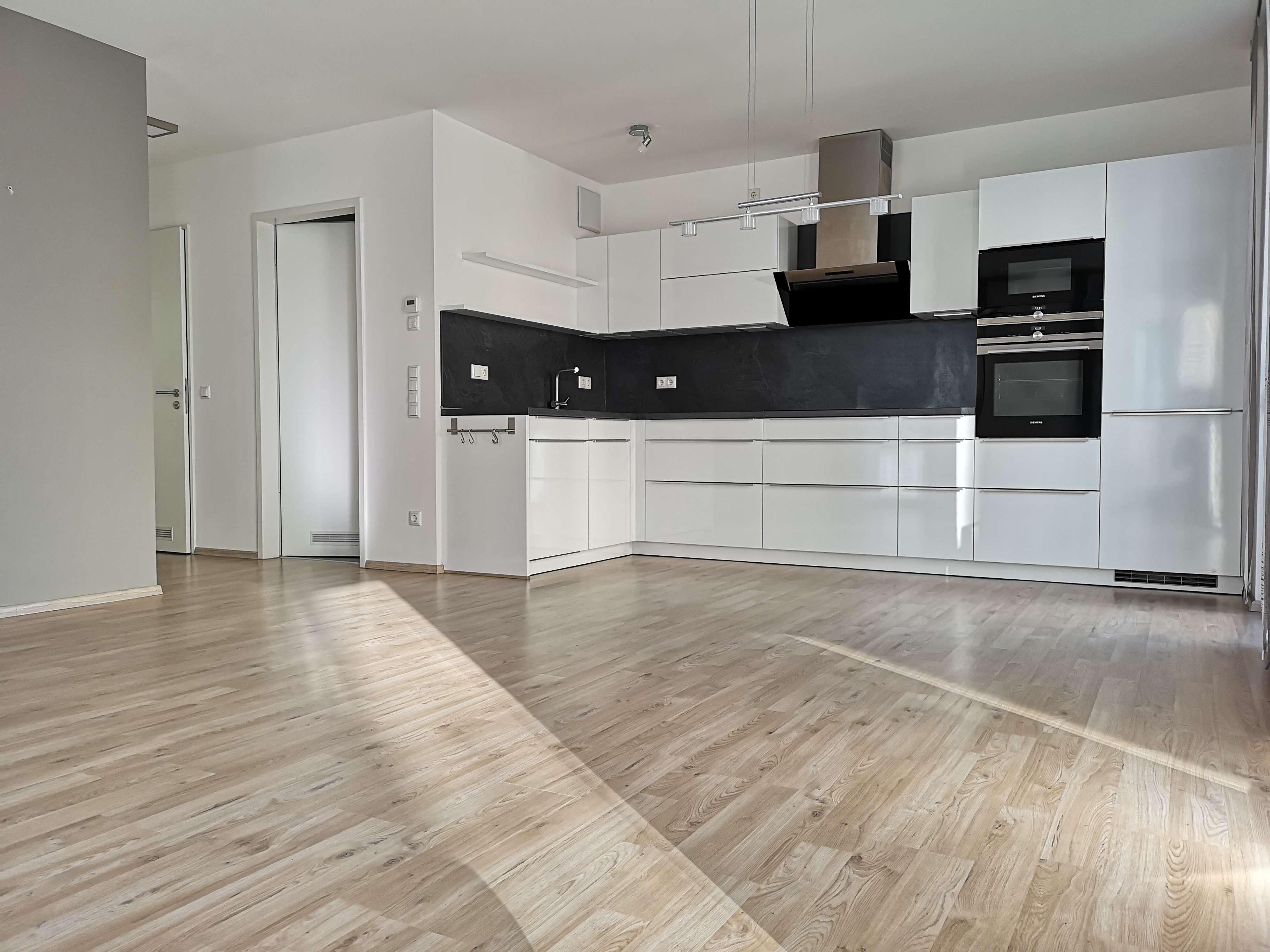 Neuwertige teilmöblierte 3-Zimmer-Wohnung mit Balkon in Haidenhof Nord (Passau)