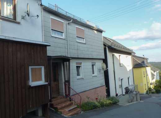 Kleines Einfamilienhaus möchte wieder bewohnt werden...