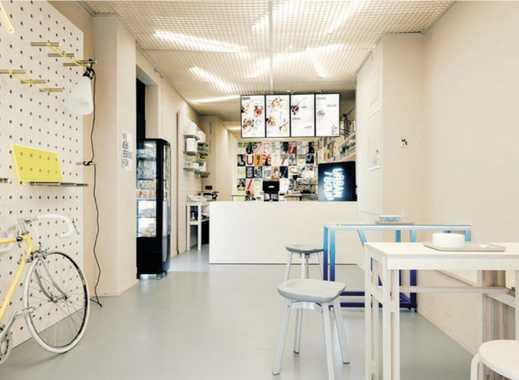 Café/Gastronomie in Bestlage der Maxvorstadt (Türkenstr.)