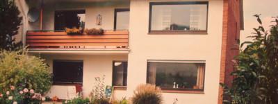 Sehr schöne Wohnung mit Süd-Ausrichtung im sehr gepflegten 2-Familienhaus - Provisiosfrei!