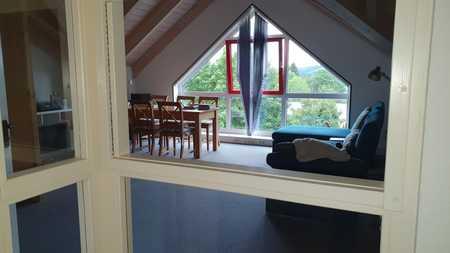 Gepflegte 1-Raum-DG-Wohnung mit Einbauküche in Wiggensbach in Wiggensbach