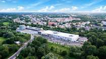 Ladengeschäft in der Bahnhofs-Passage Bernau
