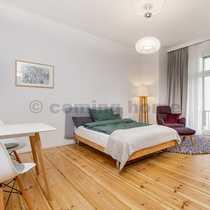 Nice Scandinavian Apartment Tolle Altbauwohnung