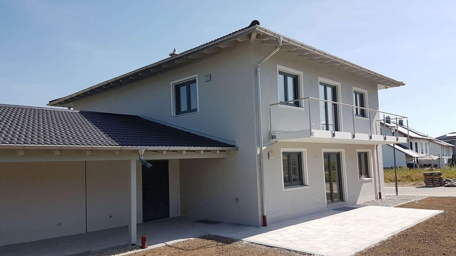 3-Zimmer Wohnung in Zweifamilienhaus (Neubau)