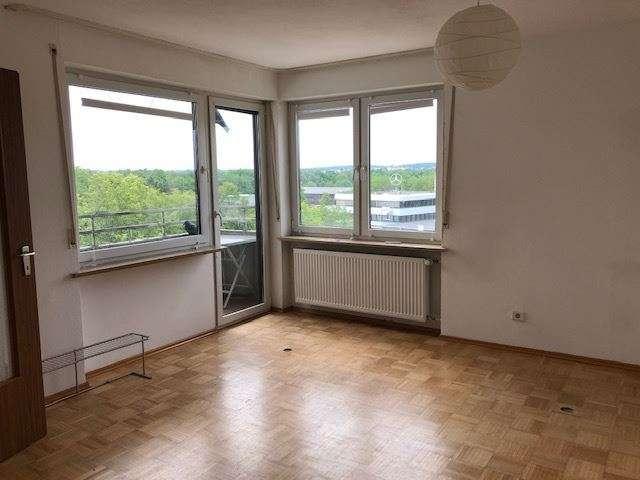 1 Zimmer Appartement mit Balkon in