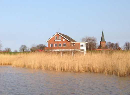 Weserblick!!! Restaurant direkt am Wasser, provisionsfrei