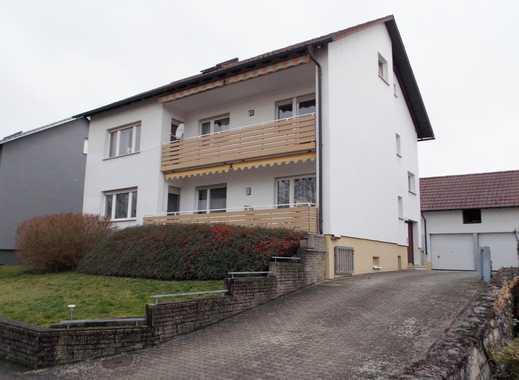 Ausgezeichnete Raumaufteilung inklusive Wohlfühlgarantie (Ortsteil Münzesheim)