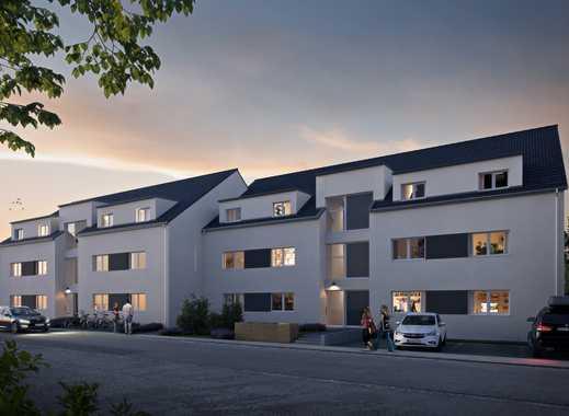 Mehr geht nicht! 3-Zimmer Wohnung mit über 120 m² Wohnfläche, Balkon und 2 Hobbyräumen