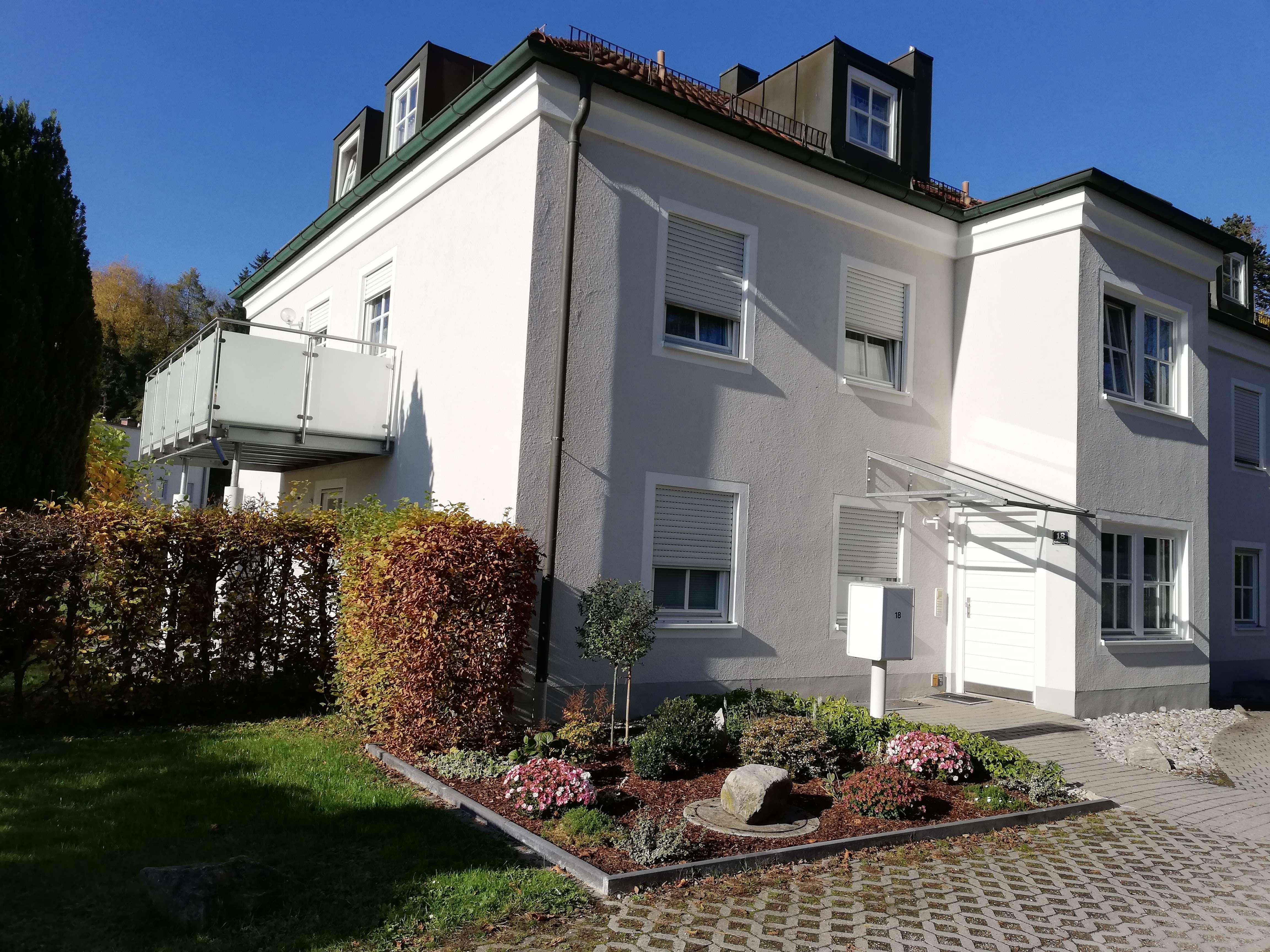 Gepflegte 2-Zimmer-Wohnung  in Mühldorf am Inn in Mühldorf am Inn