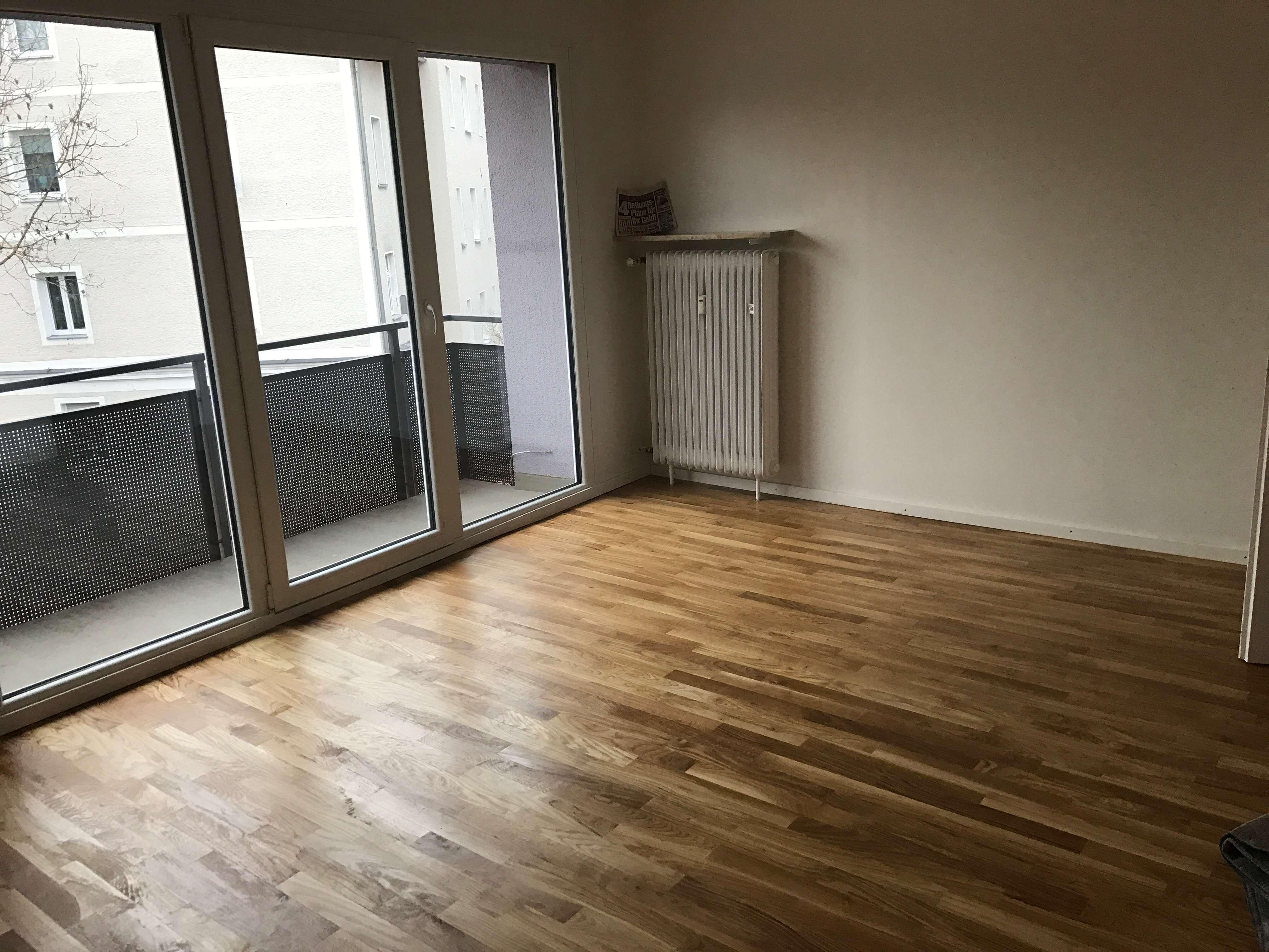 Schöne, ruhige 2,5-Zimmer Wohnung mit Balkon in Pasing in Pasing (München)