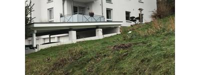 3-Raum-Wohnung mit Balkon und Einbauküche in Porta Westfalica, Hausberge