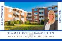 Bild Individuelle 3,5 Zimmer Wohnung mit ca. 110 m² in 22179 Hamburg Bramfeld