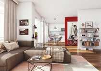 Großzügige 4-Zimmer-Wohnung mit zwei Balkonen
