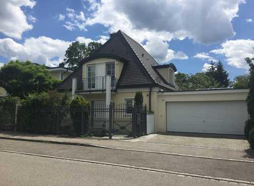 Direkt vom Eigentümer: Exclusives Einfamilienhaus in absolut ruhiger Lage Grünwalds