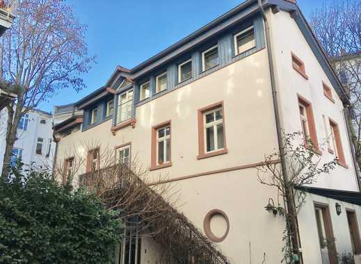 Idyllisches freistehendes Haus im Ostend, Walking Distance to ECB