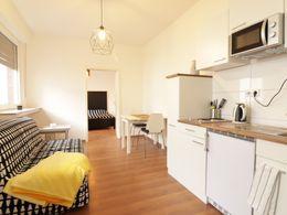 Wohn- und Küche