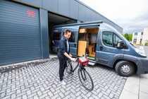 Bild Garagenpark & Self Storage / Lagerraum für ALLE! Großgarage Typ C (28qm - 168qm) / FOXBOX24.com
