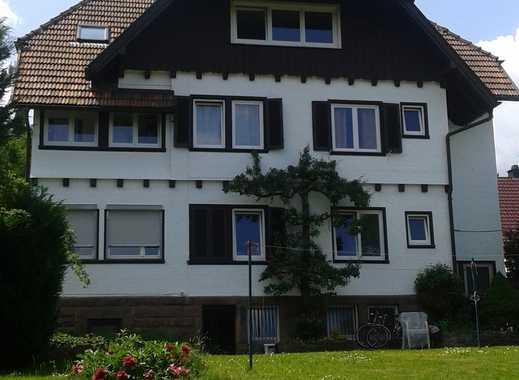 Preiswerte 4-Zimmer-DG-Wohnung mit EBK in Freudenstadt (Kreis)