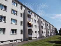 Gemütliche 2-Raum-Wohnung mit Einbauküche
